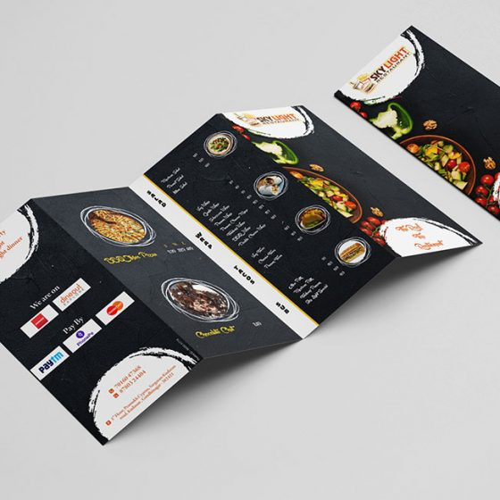 Restaurant-Take-Away Design In Gandhinagar