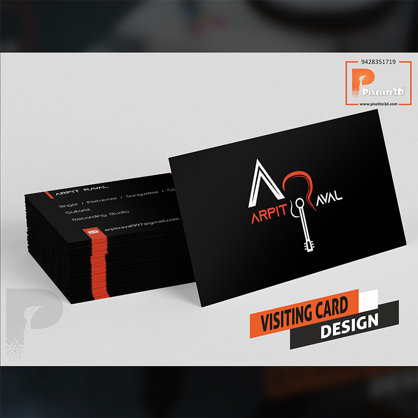 Visiting-Card Design In Ahemdabad