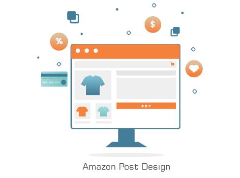 Amazon Post Design Company in Gujarat